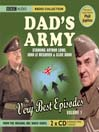 Dad&#39;s Army (MP3): The Very Best Episodes, Volume 1